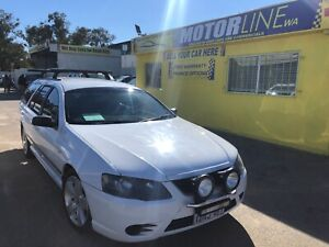 2009 Ford Falcon XT (LPG) AUTOMATIC WAGON $5,999 Kenwick Gosnells Area Preview