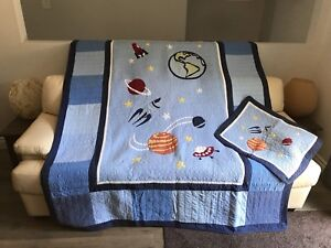 Boys Quilt Sets (2) Size: Double