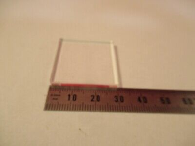 Optical Bk7 Glass Plate Square Pro Optics As Pictured Ft-1-r