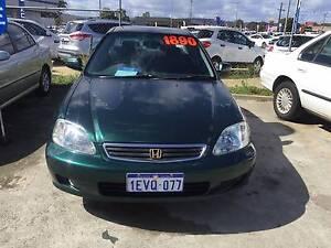 1999 Honda Civic Economical Best Student/First Car Maddington Gosnells Area Preview