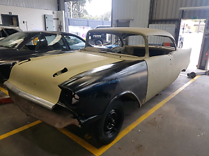 57 Chevrolet sports coupe Adelaide CBD Adelaide City Preview