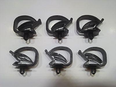 WIRING LOOM CLIPS FORD ESCORT CAPRI SIERRA MK3 MK4 BROOKLANDS 280 2.8I SPECIAL