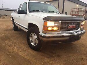 1996 GMC K1500 OFFERS/TRADES