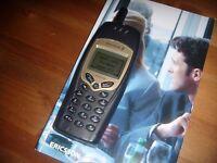 Ericsson A2628s Originale Perfettamente Funzionante+ Batteria Nuova Originale - ericsson - ebay.it