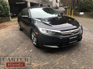 2016 Honda Civic LX + MANAGERS SPECIAL!
