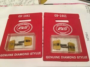 Jukebox Supplies: Diamond Stylus Pairs for Seeburg