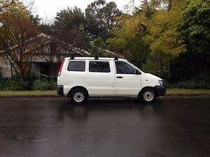 2001 Toyota Townace Van/Minivan Springwood Blue Mountains Preview