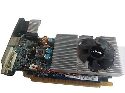 PNY GeForce GT 430 1GB 2560x1600 PCI Express 16x