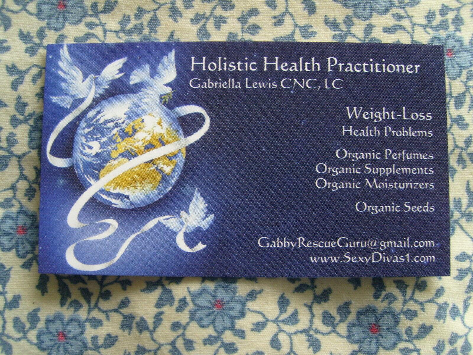 Organic Holistic Queen