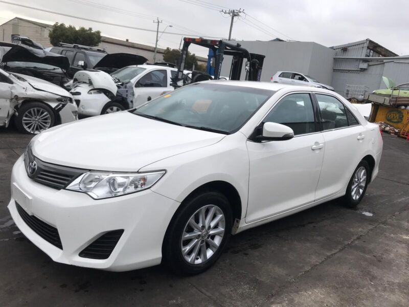 Wrecking Toyota Camry Asv50r Parts For Sell City Wrecker