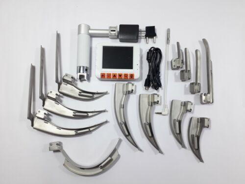 Video Laryngoscope Camera Sc-01 With Multiple 12 no. of Blades