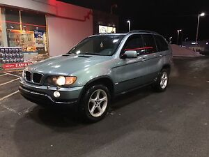 Bmw X5 2002 Awd 3.0L Sport M Package Automatic