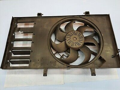 Ford Fiesta ST180 Radiator Cooling Fan And Motor