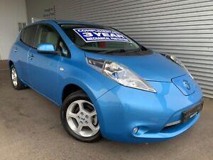 2012 Nissan LEAF ZE0 Hatchback 5dr Reduction Gear 1sp Electric Used Car Pooraka Salisbury Area Preview