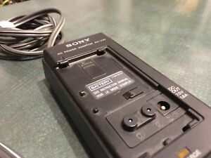 Sony AC-V30 Battery Charger 20W, DC OUT 7.5v 1.6A