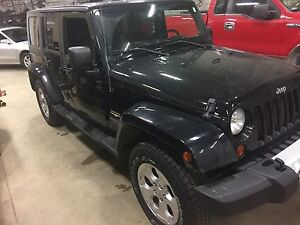 2007 Jeep Wrangler Unlimited Sahara, Easy Financing!