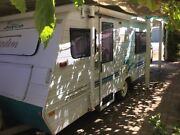 2003 JAYCO FREEDOM 15FT POP TOP CARAVAN WITH ANNEX & LOADS OF EXTRAS Huntingdale Gosnells Area Preview