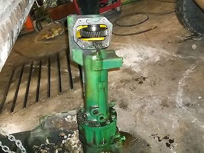 John Deere 620 720 730 Steering Spindle Pedestal F2303r