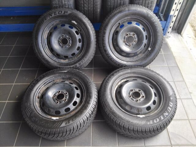 Ford Focus C-Max II Tourneo Connect Transit Connect Winterreifen 195/65 R15 91T