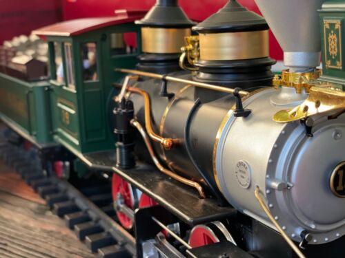 LGB 21181  Sound & Smoke DENVER & RIO GRANDE 2-6-0 Mogul Locomotive G Scale