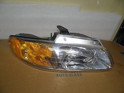2000 DODGE GRAND CARAVAN OEM PASSENGER RIGHT HEADLIGHT  FACTORY 00 TESTED (00 Dodge Grand Caravan Headlight)