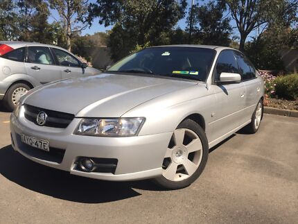 2006 Holden Commodore Sedan Belrose Warringah Area Preview