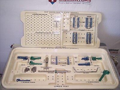 Scs Distal Radius Plate Dorsal Instrument Set