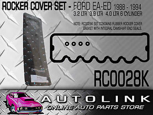 RUBBER-ROCKER-COVER-GASKET-KIT-SUIT-FORD-FAIRLANE-LTD-DA-DC-6CYL-3-9L-1988-92