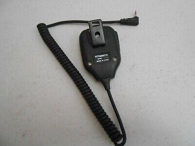 One Motorola Radio Microphone Ntn8867a  Working