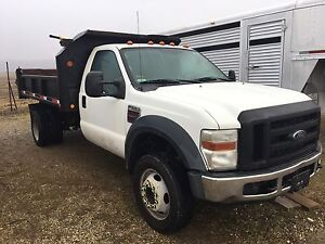 2008 Ford 550