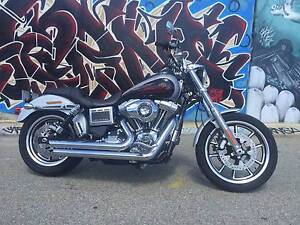 Harley Davidson Dyna Low Rider 2015 Woodvale Joondalup Area Preview