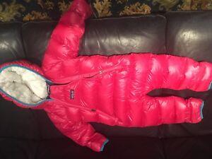 Patagonia Hi-Loft Down Sweater Bunting Infant/Toddler