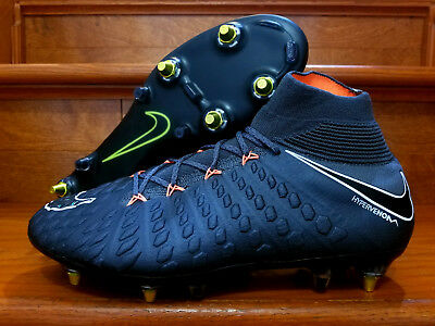 best loved b6b2a 91b14 Nike Hypervenom Phantom 3 Elite DF SG Pro Fast AF Anti Clog AH7269 082 Sz  9.5