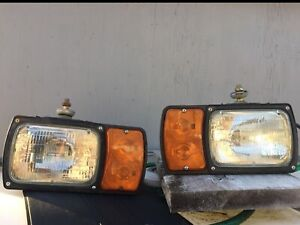 Plow lights