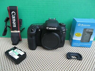 Canon EOS 80D  Digital SLR 24.2mp * Body w/ ONLY 20 Shutter Clicks * L@@K