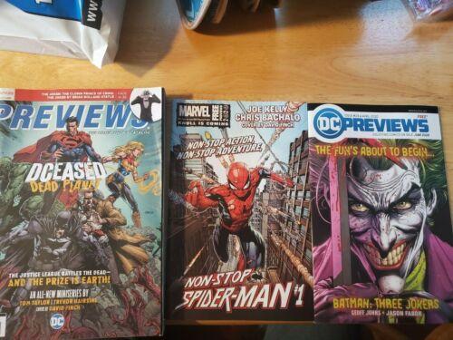 Previews Comic Shop Catalog #379 April 2020