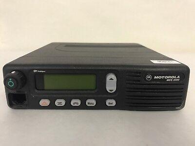 Motorola Mcs 2000 Flashport Radio J-23