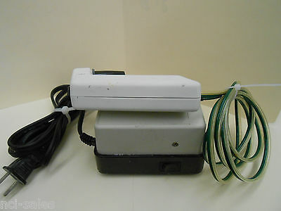 Used Drummond Pipet-aid Electronic Pipetting Tool And Vacuum Pump Black Cord