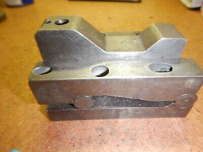 Older Slide Sine Wheel Dresser For Surface Tool Grinder Machinist Grinding