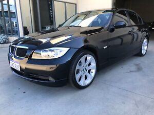 2007 BMW 320i E90 Executive 2.0L 6Sp Auto $44 per week