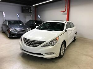 Hyundai Sonata GLS 2012, CONDITION IMPECABLE, TOIT OUVRANT, 4 PO