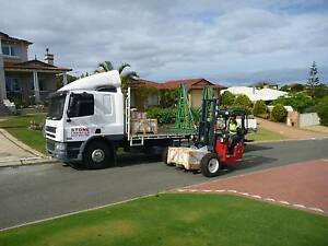 Stone Logistics Crane Truck Hire Perth & Truck & Forklift Hire Pe Perth Perth City Area Preview