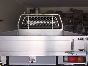 Aluminium Tray for Dual cab With brand new trundle Ryde Ryde Area Preview