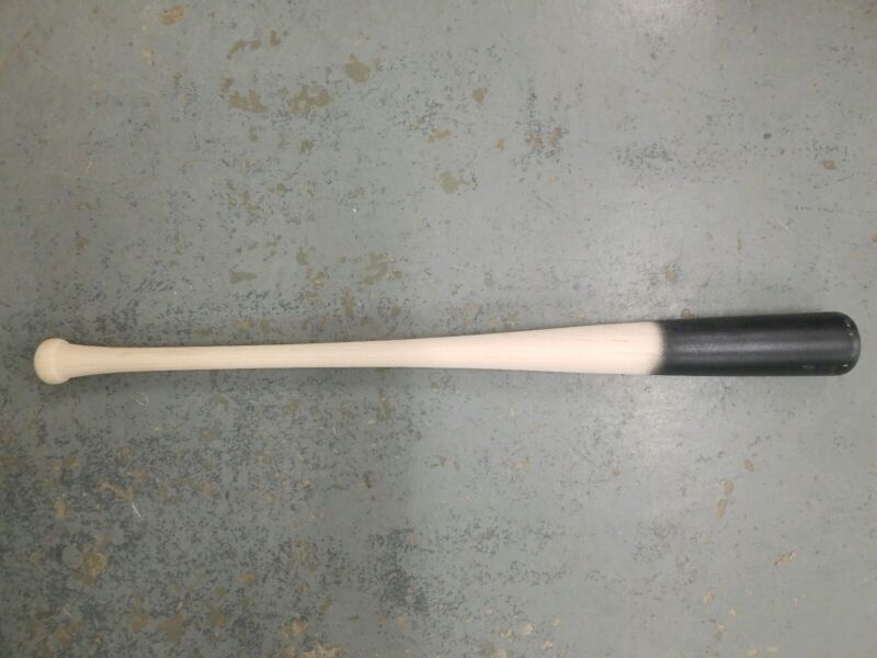 "33"" Wood Baseball Bat 271 Maple Game Ready Cupped"