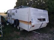 For Sale Windsor Poptop caravan 17 ' boogie  Blayney Blayney Area Preview