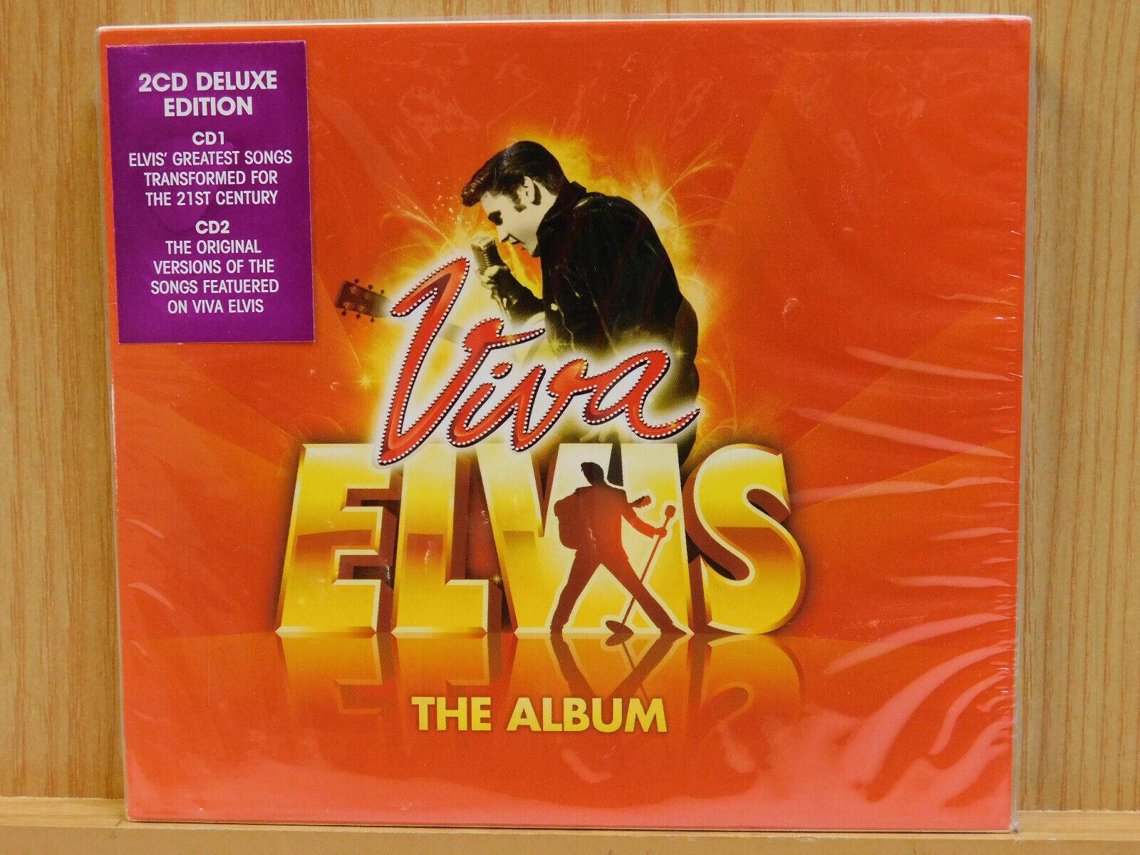 Elvis Presley CD Viva Elvis 2 Disc 2010 Import SEALED - $10.00