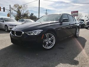 2013 BMW 3 SERIES 335I XDRIVE|M SPORT|NAVI|BK CAM|NO ACCIDENTS|