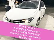 Uber & Ola car hire/ rent Cannington Canning Area Preview