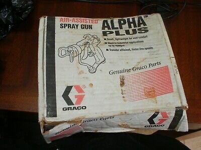 Graco Air Assisted Airless Spray Gun Hand