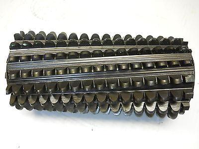 Gleason 59195-000-1-00 Hob Gear Cutter Va-10459l3thd Manufacturer Regrind